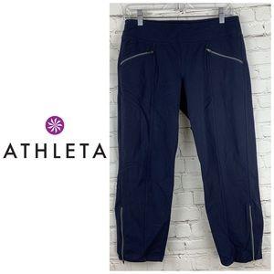 Athleta Crop Yoga Athleisure Leggings